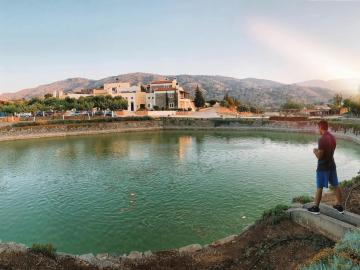 CreteTravel,Central Crete,Delina Mountain Resort