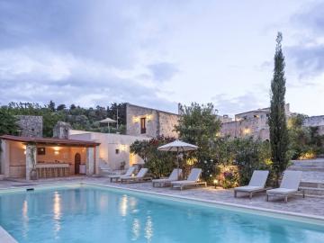 CreteTravel,Central Crete,Kapsaliana Village Hotel