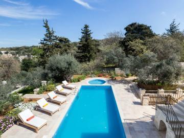 CreteTravel,Central Crete,Vederi Estate Traditional Luxury Villas