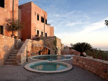 CreteTravel,Central Crete,Kastellos Village Houses