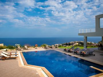 CreteTravel, Hotels, Aspalathos Villa