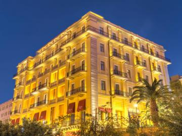 GDM Megaron historical monument hotel, Heraklion Gdm megaron hotel, Gdm historic hotel heraklion crete, luxury hotel heraklion crete, sea views hotel heraklion, old venetian port heraklion best hotel, where to stay heraklion, hotel near heraklion port,