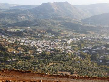 zaros vilage crete, zaros vilage crete