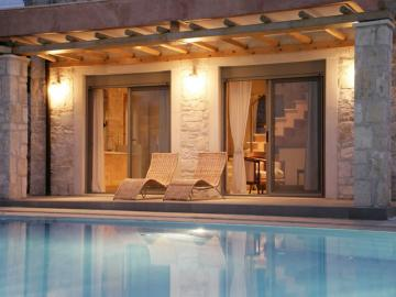 CreteTravel,Central Crete,Thomais Resort-Residences