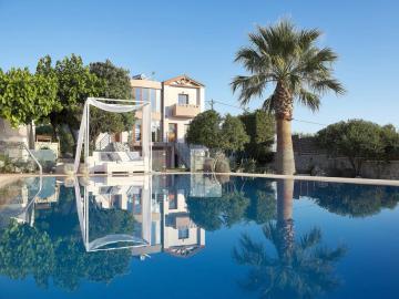 CreteTravel,Central Crete,Villa Margarita