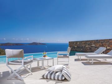 CreteTravel,East Crete,Elounda Gulf Suites