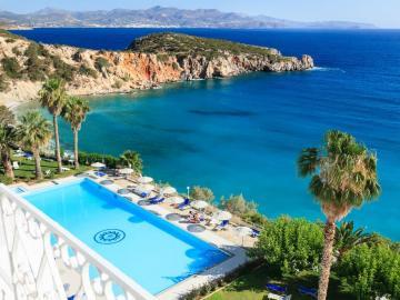 CreteTravel,East Crete,Istron Bay Hotel