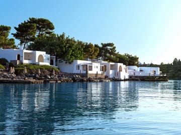 CreteTravel,East Crete,Minos Beach Art Hotel