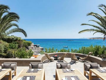Minos palace hotel suites agios nikolaos, best adults only hotel crete, adults only beachside hotel crete, luxury hotel adults agios nikolaos crete, sea view suites villas rooms, minoa palace hotel agios nikolaos crete, private beach resort crete agios nikolaos