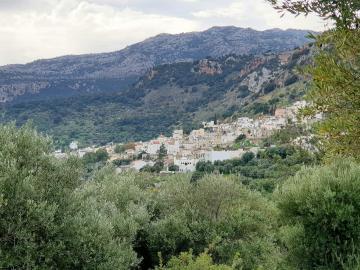 kritsa village agios nikolaos crete, critsa village east crete