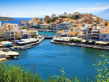 agios nikolaos town, agios nikolaos travel guide, things to do agios nikolaos crete