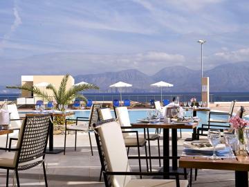 CreteTravel, Hotels, Miramare Villas - Agios Nikolaos