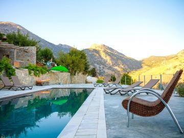 CreteTravel, Hotels, Pezoulia Traditional Houses - Selakano