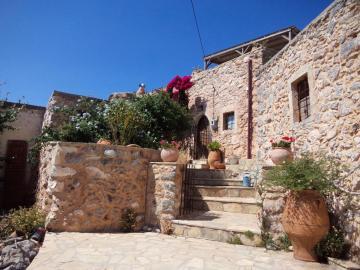 CreteTravel,East Crete,Sitanos Authentic Cretan Stone Farmhouses