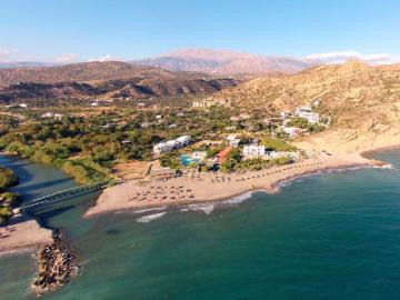 CreteTravel,South Crete,Romantika Apartments - Agia Galini