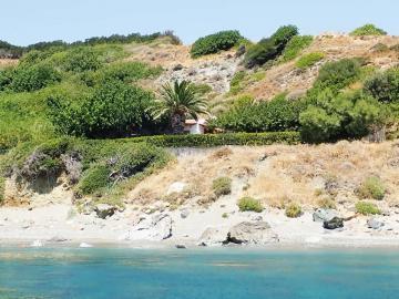CreteTravel,South Crete,The Old Fishermen's House Anatolika - South Rethimno