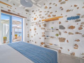 CreteTravel, Hotels, Lefka Ori Hotel - Sfakia Village