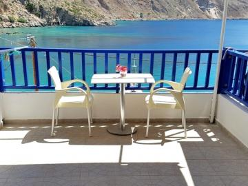 hotel loutro bay, Despoina's Suites, loutro bay rooms, loutro hotel. where to stay loutro village, small family hotel loutro, sea view hotel