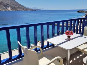 CreteTravel,South Crete,Hotel Loutro Bay