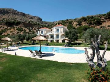CreteTravel,South Crete,Libyan Mare Hotel - Suites