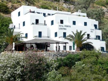 porto loutro on the hill, where to stay loutro village, best hotel loutro village south chania, best views hotel loutro village, hotel porto loutro on the hill, things to do loutro, activities loutro, travel guide loutro, double room loutro, family rooms loutro, quality rooms loutro