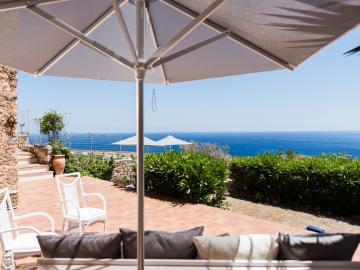 CreteTravel, Hotels, Villa Tholos