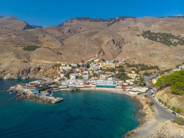 sfakia village, south chania crete, chora sfakion chania crete