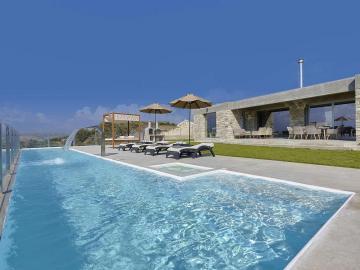 CreteTravel, Hotels, Kouros n' Kori Villas