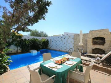 CreteTravel,South Crete,Villa Kamilari