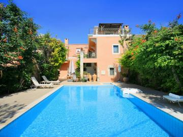CreteTravel,South Crete,Villa Pasiphae