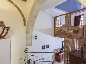 two-bedroom suite, casa delfino hotel chania crete, boutique hotel chania
