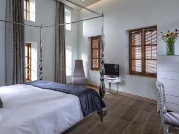 presidential suite casa delfino hotel, boutique hotel chania crete, best hotel chania, where to stay chania, luxury stay chania crete