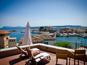 CreteTravel,West Crete,Casa Delfino Hotel & Spa