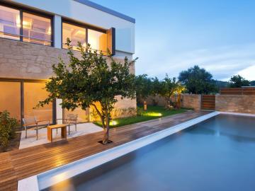 CreteTravel,West Crete,Conte Marino Villas