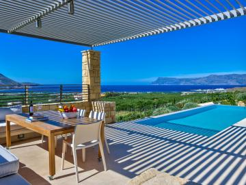 CreteTravel,West Crete,Youphoria Sea View Villas