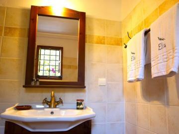 standard double room, elia traditional hotel chania crete, ano vouves elia inn, kolimvari elia hotel spa
