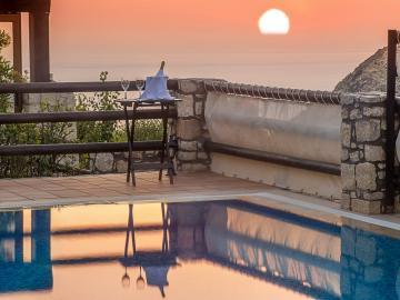 CreteTravel, Hotels, Falasarna Villas