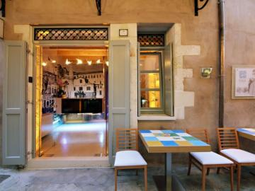 CreteTravel,West Crete,Elia Fatma Hanoum Boutique Hotel - Chania