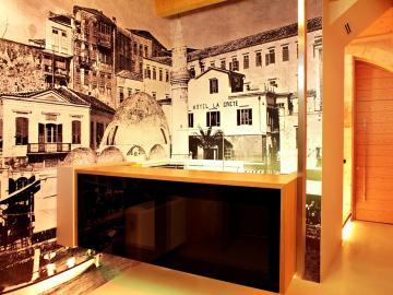 fatma hanoum boutique hotel, ontas hotel chania crete, fatma hotel chania crete, boutique hotels chania, best small hotel chania crete, old town small hospitable hotel, luxury hotel chania, design small hotel chania