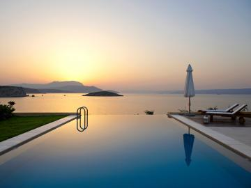 CreteTravel, Hotels, SK Place Crete Luxury Seafront Villas
