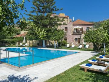 CreteTravel,West Crete,Spilia Village Traditional Hotel & Villas