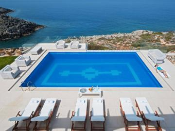 CreteTravel,West Crete,Villa Chrissi