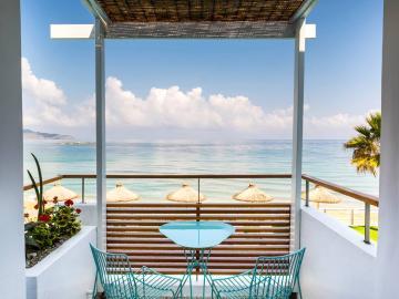 CreteTravel,West Crete,Ammos Hotel