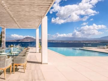 CreteTravel,West Crete,Villa Imperial - Loutraki Chania