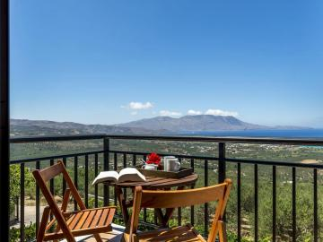 CreteTravel,West Crete,Villa Kalliani