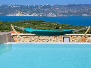 CreteTravel,West Crete,Villa Kronos