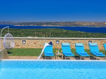 CreteTravel,West Crete,Villa Rhea