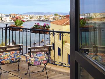 double room, Alcanea Boutique Hotel, best boutique hotels Old Town of Chania in Crete, Old Venetian Sea Views Chania Hotel, Historic Hotel Chania Crete, Chania Where to Stay, Chania best small hotel, chania travel guide