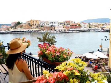 CreteTravel, Hotels, Alcanea Boutique Hotel - Chania